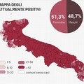 Coronavirus, la Puglia in zona gialla da domenica 6 dicembre