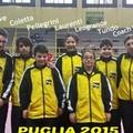 Tennistavolo, ottimo bilancio dalla Coppa delle Regioni per la Puglia
