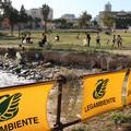 """In spiaggia a raccogliere rifiuti, successo per  """"Puliamo il mondo """" a Barletta"""