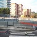 Via Einaudi, mai rimosse le recinzioni del sottopasso