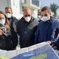 Ricognizione degli impianti di depurazione della Bat, sopralluogo anche a Barletta