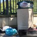 Metti una domenica a Canne della Battaglia... con i rifiuti