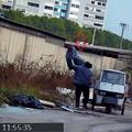 Rifiuti abbandonati per strada, pubblicate le immagini delle fototrappole