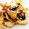 Riso, patate e cozze: il tegame che mette tutti d'accordo