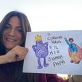 """""""Il Coronavirus e il mio super papà """": a Barletta la creatività non si spegne"""