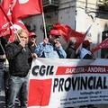 Cgil: «La Bat tra i territori con il più alto livello di disuguaglianza dei redditi»