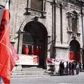 «Siamo al limite», Barletta sciopera