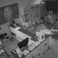 Ladri in azione in un negozio di telefonia a Barletta