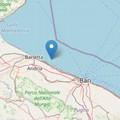 Registrata lieve scossa di terremoto di bassa magnitudo a Barletta