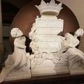 Restituita a Barletta la scultura dello stemma della città: le parole di Dario Damiani