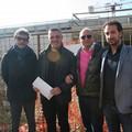 Scuola abbandonata nella nuova periferia di Barletta, Noi con l'Italia si mobilita