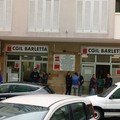 Anche a Barletta la Cgil resta aperta contro l'assalto «squadrista» avvenuto a Roma