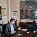 Solidarietà alle popolazioni kurde, Cannito incontra Yilmaz Orkan