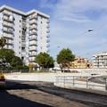 Sottopassaggio, ancora un cantiere in via Fracanzano