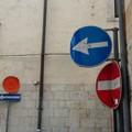 Occhio alle manovre in via Sant'Antonio