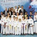 "Taekwondo, la  ""Federico II "" protagonista a Velletri"