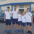 Tre barlettani e un tarantino alla conquista dell'European International Championship