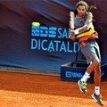 """Tennis, al via il tabellone principale del XVI Open  """"Città della Disfida-Selezione Casillo """""""