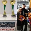 """I fratelli Tesse di Barletta conquistano 3 ori al  """"World Dance Festival """""""
