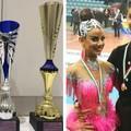 Danza sportiva, i fratelli Tesse di Barletta vincono due ori a Catania