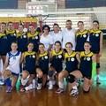 Volley, buon risultato per la Puglia al Trofeo delle Regioni