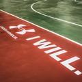 Nuovo playground Basket di Parco Sempione a Milano: una squadra dalla Bat