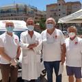 Più di 30 persone senza fissa dimora vaccinate contro il Covid a Barletta