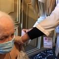 Vaccino anti-Covid, conclusa la vaccinazione degli over 80 nell'Asl Bt
