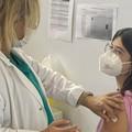 Somministrate il 95% delle dosi consegnate di vaccino anti-covid