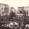 """Venerdì Santo, la processione e il  """"Voto """" di Barletta nel 1656"""