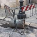 Via Ospedale dei Pellegrini, «il cemento non elimina il problema»