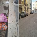 Via Curci a Barletta, «scene da profondo ribrezzo»