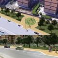 Nuovi giardini pubblici in via Ofanto: ecco come saranno