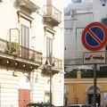 Ridotti i parcheggi in via Ospedale dei Pellegrini
