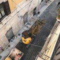 Possibile fuga di gas in via Sant'Andrea