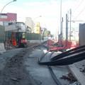 Passaggio a livello di via Milano, avviati i lavori per il riposizionamento dei sottoservizi