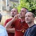 «Non vogliamo lasciare Jobel»: in due su una gru