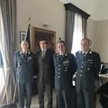 Vertici della Guardia di Finanza a colloquio col prefetto di Barletta