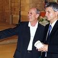Paolo Vitali, il talento barlettano ai 'Dialoghi di Trani'