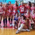 Non basta il cuore per il Volley Barletta, sconfitta contro l'Asem Bari