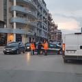 """Voragine "" ai semafori tra via Foggia e via Regina Margherita, traffico in tilt"