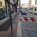 Dopo i disagi via Monfalcone resta aperta alle auto