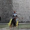 """L'associazione di Barletta  """"I Cavalieri del Mito """" al corteo di San Nicola"""