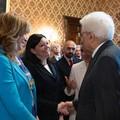 Il presidente Mattarella riceve la ricercatrice di Barletta Cinzia Conteduca