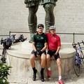 Dalla Bielorussia a Barletta, per girare l'Italia in bicicletta