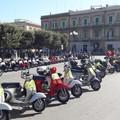 Tour dei Vespa Club nelle terre di Federico II, tappa anche a Barletta