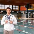 Nuoto, Fedele Cafagna conquista oro e bronzo per iniziare il 2020