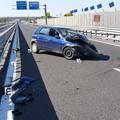 Incidente stradale in direzione Andria, in ospedale un ventenne