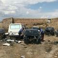 Auto rubate a Barletta, i pezzi nella rete dei predatori ad Ascoli Satriano