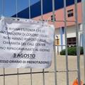Chiuso l'hub vaccinale di Barletta nella giornata di oggi